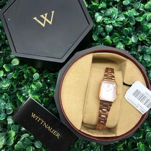Brand New Gold Women's Wittnauer Watch